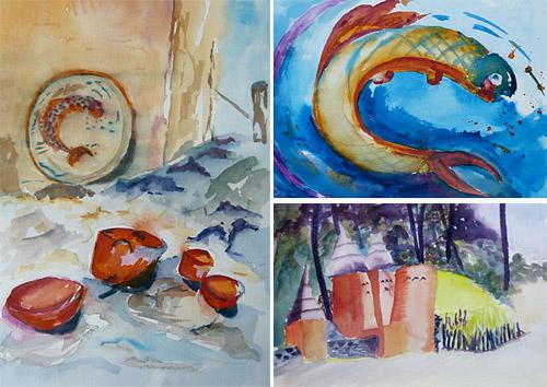 zomer schilder 3 daagse Klaar voor kleur!