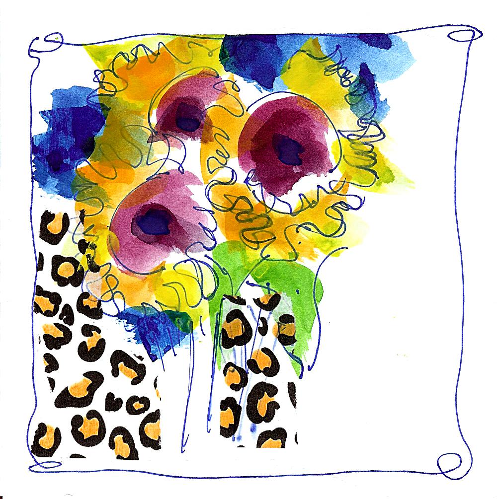 zonnebloemen72